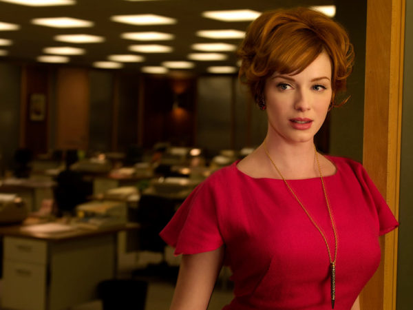 Joan Holloway from Mad Men