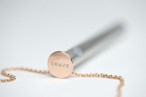 Vesper Crave Vibrating Necklace